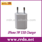 5W USB Charger For iPhone 5
