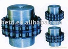High Accuracy Steel Chain Coupling