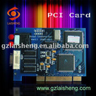 PCI card for the printer