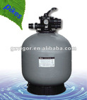 China Top Mount Fiberglass Swimming Pool Sand Filter Supplier