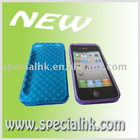 Clear Soft Plastic Case Cover For Apple iPhone 4