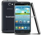 factory price for new S7100 Note II MTK6577 mtk 6577 dual core dual sim 1.2ghz