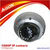 1080P 20M IR 5.0 Megapixel Vandal dome ip camera