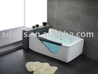 2011 new indoor massage bathtub with CE certificate whirlpool massage acrylic material SFL-6020(R)