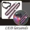Led flashing lanyard,pet product