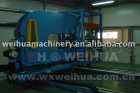 band saw cutting -- PU sandwich machine line