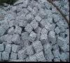 Light Grey G603 Cube Stone