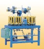 High Speed Automatic Rope Belt knitting machine