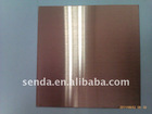 304 No.4 rose gold color stainless steel sheet