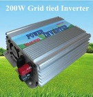 High Frequency Grid tie power inverter 200W