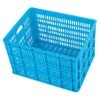 plastic fruit and vegetable basket with handle