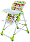 New!!! Adjustable feeding baby high chair 339/green