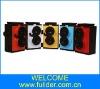 Multicolour lomo twin lens reflex camera