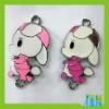 Pink Dogs Fashion Charm Alloy Accessories Wholesale