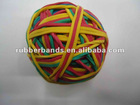 squash paintball bouncing rubber band ball for money hair hand and gift
