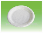 Party Supply Biodegradable Tray / Corn Starch Tray / Food Grade Disposable Dinner Plate TRP-L01