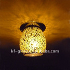ceiling spotlight MS2002 with mosaic glass.led spot light