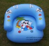 2012 newly children's pvc inflatable chair