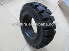 Anair solid forklift tire/4.00-8 5.00-8 6.00-9