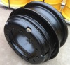 quarrying equipment wheel rim