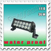 "hotsale 36w car led work light bar 10"" BS-36B"