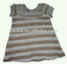 High quality Used clothing ladies t shirts