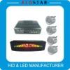 LED parking sensors, OEM sensor