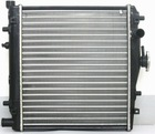 KIA PRIDE RADIATOR (3 ROWS, MECHANIC)
