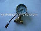 cng pressure gauge gas gauge for cng vehicle