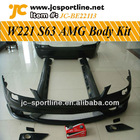 W221 S63 AMG Bodykit For Mercedes