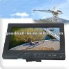 7 inch Widescreen LCD monitor for Aerial Photography as Aerial Auxiliary Monitor