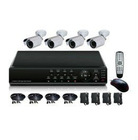 4ch home security system