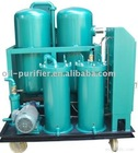 Portable oil purifier for purifying insulating oil, turbine oil, lubricating oil