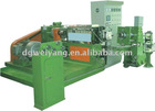 cold feeding rubber extrusion continous vulcanize production line wire cable machine