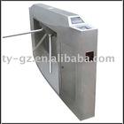 AutoB electronic waist high turnstile tripod turnstile