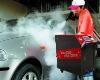 steam car washer HF2090