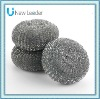 New Leader Spiral stainless steel scourer dish bowl cleaning ball