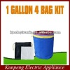 EXTRACTOR herbal 1 GALLON 4 Hash bubble bag