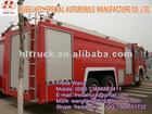 fire vehicle- factory direct sale-SINOTRUK HOWO 6x4 - min 266hp - water / water and foam fire truck