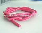 Silicone rubber extrusion seal