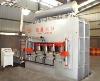 Melamine mdf hot press machine for short cycle lamination
