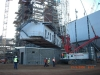 Heavy steel structure project for power station