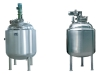 Concentration/Dilution Mixing Tank