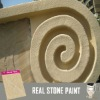 Crystone colrful wall stone paint