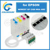 bulk ink system with ARC chip for Epson Expression T1661 T1662 T1663 T1664 ME10 ME101 XP printer
