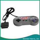 White Wired Classic Controller For SNES NES