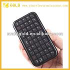 Hot Slim Pocket Mini Wireless Bluetooth Keyboard for Smart Phone/Pad/PS3