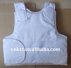 White Color Conceal Body Armor NIJ IIIA