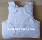 White Color Conceal Body Armor NIJ IIIA