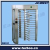 industrial waist full height turnstile gate